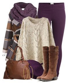 """""""Tall Boots & Leggings"""" by colierollers ❤ liked on Polyvore featuring Pieces, Chicwish, Salvatore Ferragamo and Hervé Van Der Straeten"""