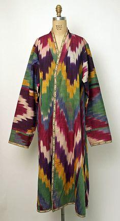 Robe, Uzbek, 19th century