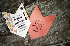 Bohemian Romance Indian Summer Wedding Stationery Wedding #customweddinginvitations #ampersandink