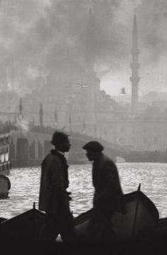 İstanbul by Ara Guler