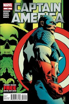 Captain America #14 - Shock to the System, Part 4
