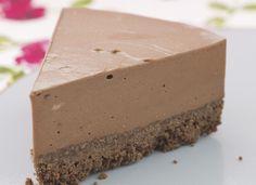 Chocolate and Coffee Mocha Cheesecake Recipe