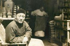 小店主 1928