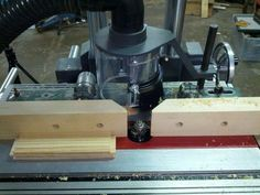 Convert A Mark V Shaper Fence to fit a 510 table