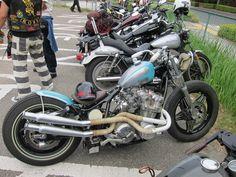 バイク多聞天 画像ギャラリー - No.01409 ホンダ・CB750チョッパー(Honda・CB750chopper)