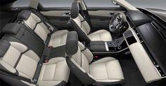 Nouveau Range Rover Velar.