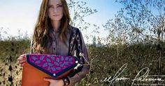 Resultado de imagen para diseñadora de bolsos Mexicana