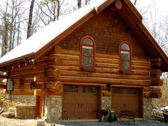 Rachel's Log Home Adventure: A Journey of Learning to Walk by Faith