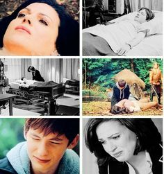 Regina / Henry parallels. Oh man, how far these two have come...I think we have definitely seen that there were lots of sweet moments in their relationship before first season, but Regina was stil denying so much of who she was and not dealing with huge amounts of hurt.  Its beautiful to see how much of a postive impact her working on herself has had on Henry's life, proving no matter what you've done, it's never too late to do the hard work and change.  It's always worth it to the people…