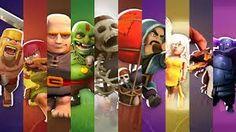 Resultado de imagem para clash of clans characters