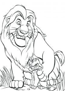 Cool Lion King Coloring Pages Ideas. Actually, the lion king coloring pages are easy enough to find. Nala Lion King, Scar Lion King, Baby Simba, Simba And Nala, Disney Lion King, Lion Coloring Pages, Free Coloring Sheets, Disney Coloring Pages, Lion King Animals
