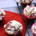 Permalink to: Red Velvet Crumb Muffins