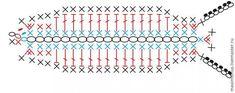 Patrones para hacer mariposas tejidas a crochet Ideas de Manualidades Crochet Butterfly, Crochet Flowers, Crochet Diagram, Free Crochet, Borboleta Crochet, Sewing Patterns, Crochet Patterns, Chrochet, Rubrics