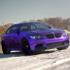 Purple BMW... Hot or Not??