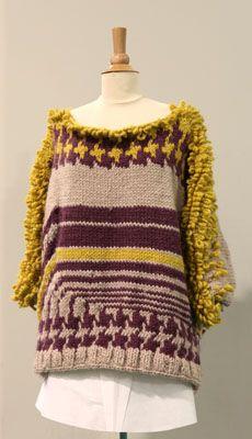 Gareth Brown sweater