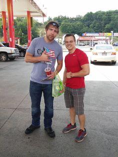 Dean Ambrose & Fan