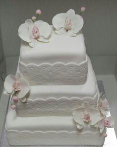 Mijn bruidstaart