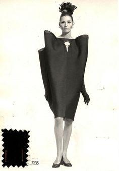 1967 - Balenciaga dress