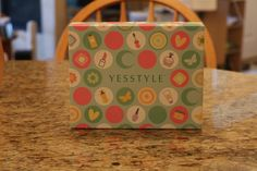 [HanCinema's Beauty Review] YesStyle's Korean Beauty Box Review