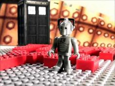 Doctor who 1-11.  jerichos first animation.  He made this as a thank you to friends and family for his birthday gifts.  It took 3 weeks and a very steep learning curve.  #dr who #lego #animation