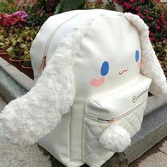 backpacks High Quality My Melody Cinnamoroll Backpack Book Bag Kawaii Bags, Kawaii Clothes, Kawaii Bunny, Harajuku Fashion, Kawaii Fashion, Mode Kawaii, Kawaii Shop, Ddlg Outfits, Ddlg Little