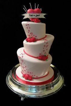 203 best Topsy turvy wedding cakes images on Pinterest | Amazing ...
