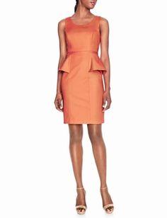 The Limited - Peplum Sheath Dress
