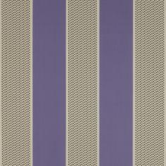 Diane Fabric - 100%silk parme Manuel Canovas Cowtan Design Library
