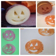 Krumplinyomda Halloween, Kids, Crafts, Food, Young Children, Boys, Manualidades, Essen, Children