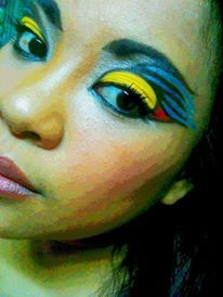 inspired by colorful birds