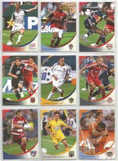 2008 Upper Deck MLS Soccer Complete Set Base #1-200 Beckham, Donovan, Altidore + | eBay Landon Donovan, Mls Soccer, Upper Deck, Beckham, Baseball Cards, Sports, Ebay, Hs Sports, Sport