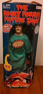 Frank-N-Furter Rocky Horror Picture Show 25th Anniversary Doll Tim Curry