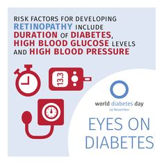 Promotional visual for the World Diabetes Day 2016 campaign