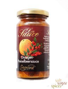 Englert Sauce, Orange & Cranberries http://www.salt-sugar-spices.gr/products/GR/item/DIEThNI_PRO%CE%AAONTA/ALMYRA_TROFIMA/SALTSES/PORTOKALI___KRANA