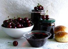 Meggylekvár Chocolate Fondue, Cherry, Spices, Pudding, Canning, Fruit, Desserts, Food, Tailgate Desserts