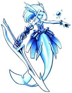 Star Ocean TTEOT; Artwork Aqua Regia                                                                                                                                                                                 Más