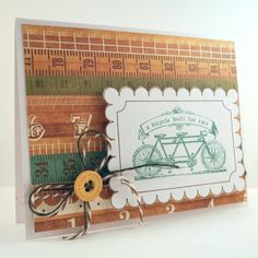 A Bicycle Built for Two by Jennifer Ingle