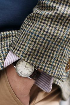 The Style Blogger - East Coat Prep featuring F.E. Castleberry | TSBmen