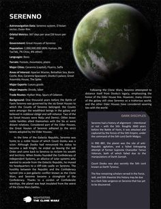 Planets, planets, and more planets - Page 8 - Star Wars: Edge of the Empire RPG . - Planets, planets, and more planets – Page 8 – Star Wars: Edge of the Empire RPG – FFG Communi - Star Wars Rpg, Star Wars Clone Wars, Star Wars Humor, Lego Star Wars, Star Trek, Star Citizen, Chewbacca, Ewok, Star Wars History