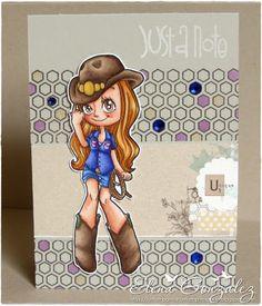 Cowgirl Mae (Some Odd Girl)