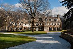 Merion Square - traditional - exterior - philadelphia - E. B. Mahoney Builders, Inc.