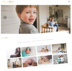Web design for NX Photography. A web site and portfolio for a Cape Town based photographer. Photography Website, Precious Moments, Cape Town, Web Design, Photo Wall, Polaroid Film, In This Moment, Frame, Picture Frame