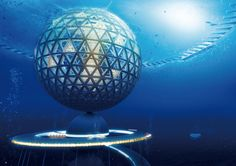 Do you think it's possible for people to live in underwater cities? Although it may sound like an idea for a sequel to Christopher Nolan's hit sci-fi film Interstellar, a Japanese construction firm says it could be a reality by 2030 #pollution or #architecture ?