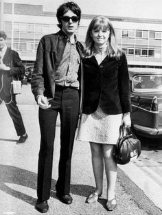 Paul McCartney and Jane Asher (1967)