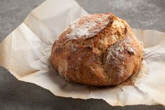 Pain de campagne ultra facile | Recettes | Signé M Bread And Company, Bread Rolls, Croissant, Bread Recipes, Yummy Recipes, Muffins, Oven, Food And Drink, Pizza