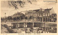 De Molenbrug word ook wel de mostebrug genoemd omdat er vroeger een mosterdmolen en mosterdfabriek in de buurt stonden, was tijdens de tweede wereldoorlog een belangrijk oversteekpunt en daarom bewaakt door de duitsers. Aan het eind van de oorlog waren ze van plan de brug te slopen wat gelukkig niet gebeurd is.