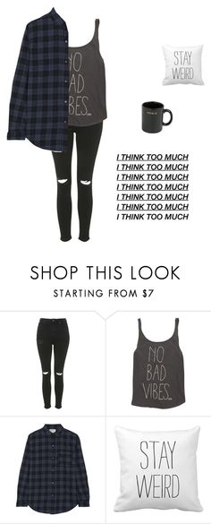 """""""Untitled #181"""" by bandsformybae ❤ liked on Polyvore featuring Topshop, Billabong, Current/Elliott, Humör, HUF, women's clothing, women's fashion, women, female and woman"""