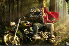 Little Red Riding Hood by Platinum