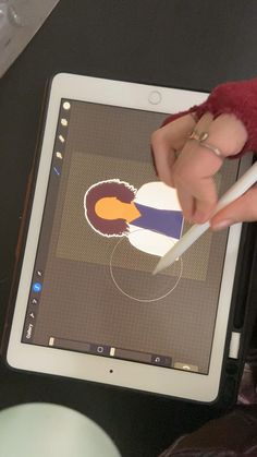 Digital Art Beginner, How To Make Stickers, Ipad Art, Digital Art Tutorial, Art Tips, Art Techniques, Sticker Design, Art Tutorials, Painting & Drawing