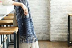 Rebozo Wrap pattern by Two of Wands